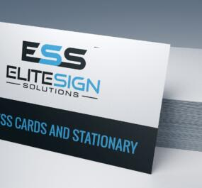 Business Cards and Stationary