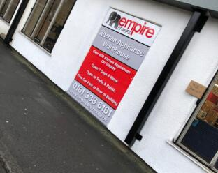 Fascia Signs and Shop Signs 10