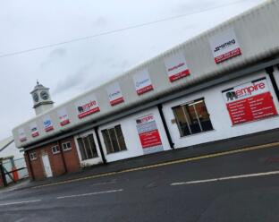 Fascia Signs and Shop Signs 5