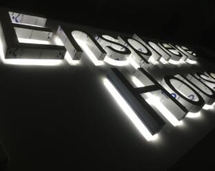 Illuminated and LED Signs