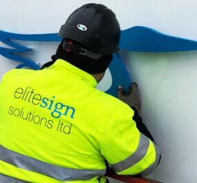 Sign Installation and Maintenance