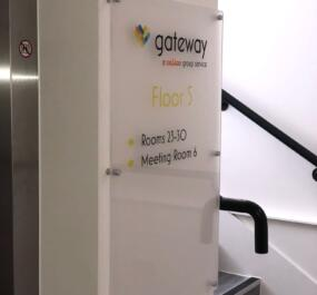 Wayfinding Systems 5